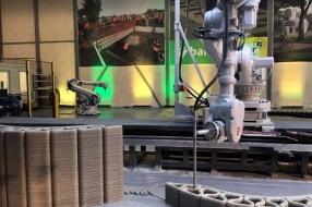 'Alles wat we verzinnen, kunnen we maken', 3D-printer uit Eindhoven gaat huizen maken