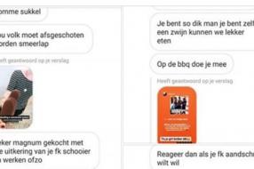 Dierenactivisten doen aangifte tegen zoon van Anky van Grunsven: 'Hij bedreigde ons met de dood'
