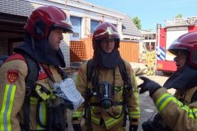Vrijwillige brandweer heeft last van forensgedrag: 'Vrijwilligers overdag vaak niet inzetbaar'