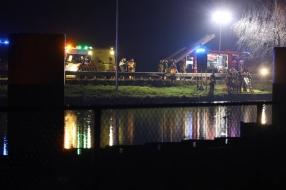 Vrouw overleden nadat ze met auto Zuid-Willemsvaart was ingereden