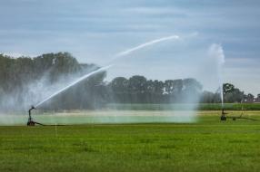 Waterschap De Dommel trekt deel van sproeiverbod in