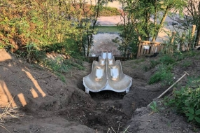 Weer gaat het mis bij glijbaan op BillyBird Park Hemelrijk: vrouw gewond