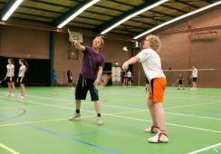 Foto's van Badmintonclub Gemert