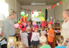 Foto's van Berglarenschool