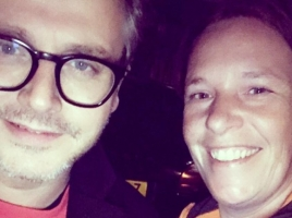 'Als je overal heen gaat, dan daar ook': Kim scoort tickets voor concert Guus Meeuwis in New York