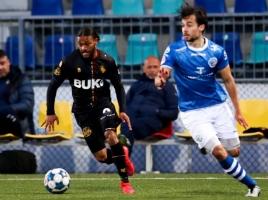 FC Den Bosch zegeviert met trainer Jack de Gier die nog een seizoen blijft