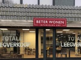 Laatste meubelwinkel in Erp sluit de deuren, werk aan de weg hield klanten weg