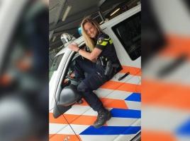 Nieuwe wijkagente in Beek en Donk laat menig mannenhart sneller kloppen