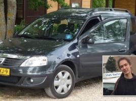 Speurhonden vinden auto van omgekomen Sjors (22) in de Maas